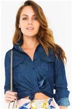 Camisa Jeans Clássica CA0224 - Kam Bess