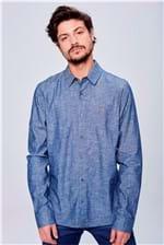 Camisa Jeans Masculina Ecodamyller