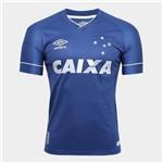Camisa Juvenil Cruzeiro Umbro Oficial 3 2017/2018