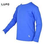 Camisa Lupo Biodegradável Infantil Masc.-Tam.4-Ref. 77033-001