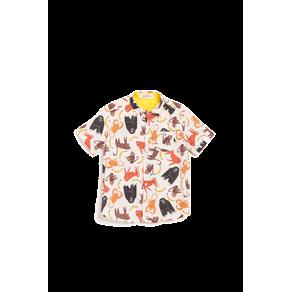 Camisa Macaquitos Est Macaquitos - 8