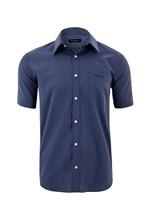 Camisa Manga Curta Azul Essential 6
