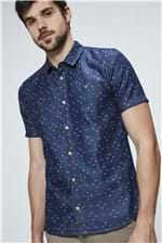 Camisa Manga Curta Masculina Ecodamyller
