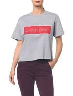 Camisa Mc Moletom Calvin Klein - Mescla - PP