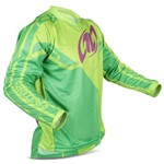 Camisa Motocross Pro Tork Connect Jungle Trilha Verde
