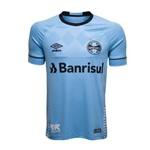 Camisa Oficial Masculina Umbro Grêmio Charrua 2018