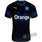 Camisa Olympique de Marseille (marselha) - Modelo Ii