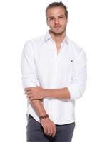 Camisa Oxford Maikai -branco-p