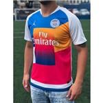 Camisa Paris Saint Germain Psg Original Torcedor 2019 Branca Detalhada Tamanho P Original