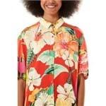Camisa Patch Solar Multicolorido - P