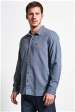 Camisa Point Azul G