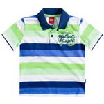 Camisa Polo American Football Verde - Kyly 1