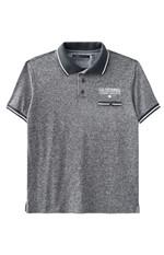 Camisa Polo Slim Adulto Enfim Cinza - M