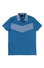 Camisa Polo Slim Piquê Enfim Azul Claro - P