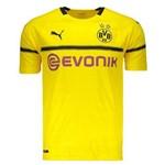 Camisa Puma Borussia Dortmund 2019 Cup - Puma