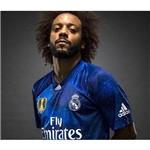 Camisa Real Madrid Edição Limitada Oficial Torcedor Azul 2018/19 Tamanho G Original