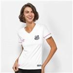 Camisa Santos I 2018 S/n° Torcedor Umbro Feminina