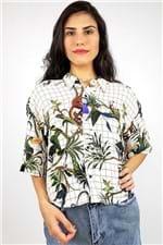 Camisa Selva Animal Farm - P