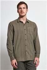 Camisa Sierra Pocket Verde G