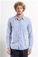 Camisa Skin Azul Gg