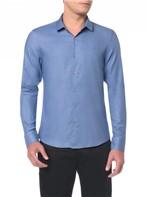 Camisa Slim Cannes Microestampa - 42