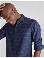 Camisa Slim Fit Linton