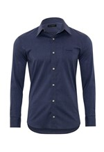 Camisa Social Marinho 5