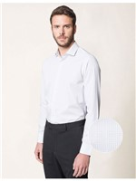 Camisa Social Slim Fit Xadrez Milano