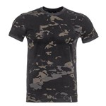 Camisa Tática Invictus T-shirt - Tech Multicam Black