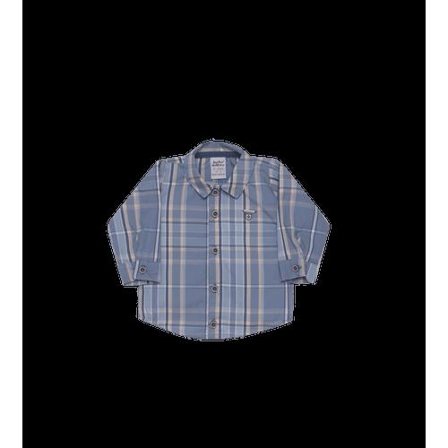 Camisa Tecido Xadrez - 1