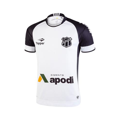 Camisa Topper Ceará Away 2016 Branco - EG