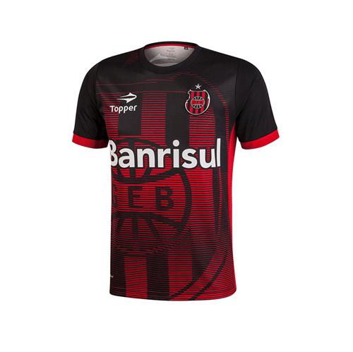 Camisa Topper Grêmio Esporte Brasil Aquec 2016 Preto - P