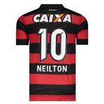Camisa Topper Vitória I 2017 10 Neilton