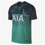 Camisa Tottenham Oficial Verde Torcedor 2018/19 Tamanho G Original