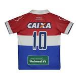 Camisa Umbro Bahia III 2016 N° 10 Juvenil
