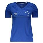 Camisa Umbro Cruzeiro I 2018 Feminina - Umbro