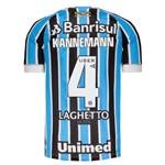 Camisa Umbro Grêmio I 2018 4 Kannemann