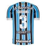 Camisa Umbro Grêmio I 2018 3 Geromel - Umbro - Umbro