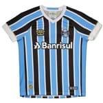 Camisa Umbro Grêmio I 2018 Juvenil