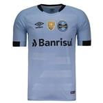 Camisa Umbro Grêmio II 2017 Campeão Libertadores - Umbro