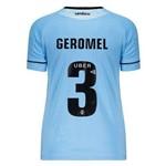 Camisa Umbro Gremio II 2018 3 Geromel Feminina Charrua
