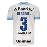 Camisa Umbro Gremio II 2018 3 Geromel