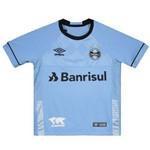 Camisa Umbro Grêmio II 2018 Juvenil Charrua