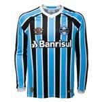 Camisa Umbro Manga Longa Grêmio OF 1 2018 805643