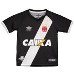 Camisa Umbro Vasco I 2017 Infantil - Umbro