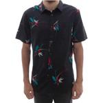 Camisa Vans Shade Floral (M)