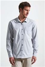 Camisa Xadrez Mozart Branco G