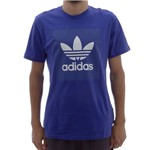Camiseta Adidas BB Solid Blue (M)