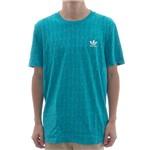 Camiseta Adidas Clima 2 AOP (P)