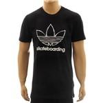 Camiseta Adidas Clima Wrd Black (P)